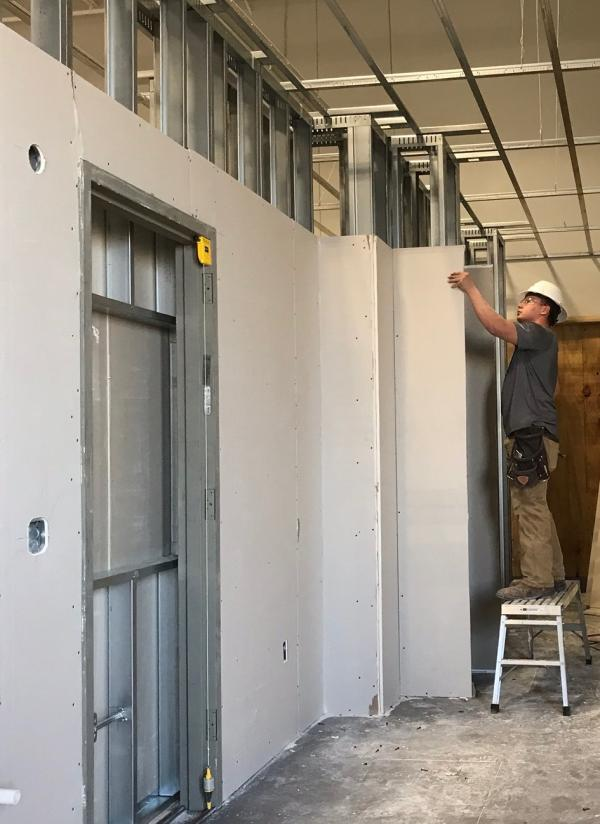 2018 Southern District Drywall Olymics